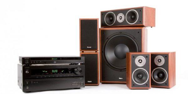 Onkyo BD-SP309 + TX-NR509 & Magnat Monitor Supreme 5.1