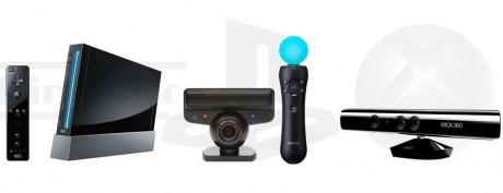 Battle: Wii vs. Move vs. Kinect