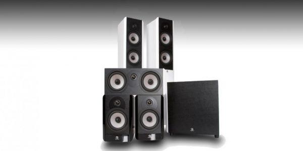 Boston Acoustics A250 5.1