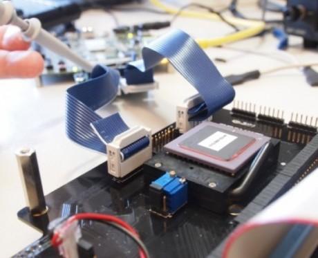 Blinde ser med elektronisk chip