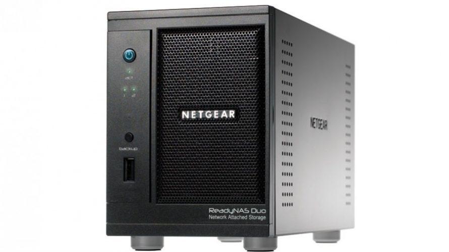 Netgear ReadyNAS Duo v2