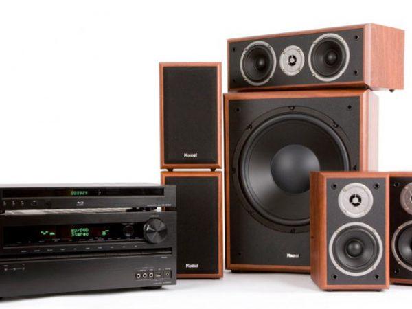 Onkyo BD-SP309 + Onkyo TX-NR509 + Magnat Monitor Supreme