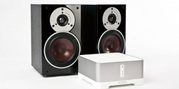 Sonos Connect:Amp, Bridge og Dali Zensor 1