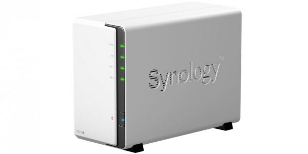 Synology Diskstation DS212j