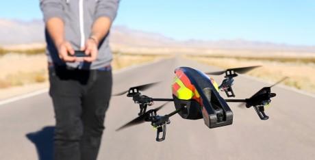AR.Drone 2.0 lander i butikkerne til juni