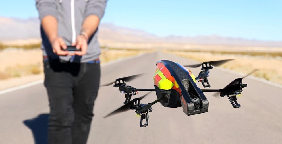 AR.Drone 2.0 lifestyle