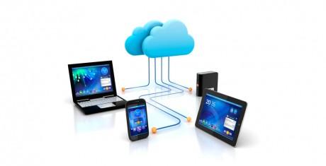 Kast mobilen op i skyen