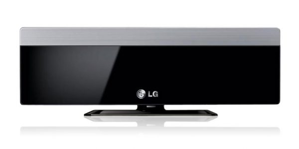 LG Portable Theater Wi-Fi Multimedia Player DP1