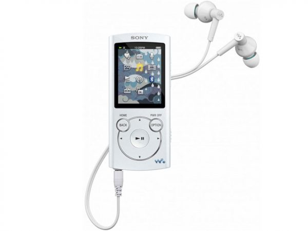 Sony Walkman NWZ-S764