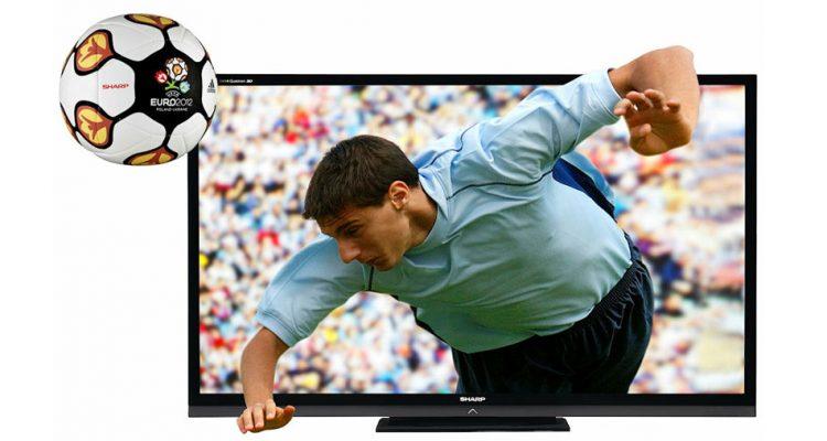 """8 x TV'er fra 55"""""""