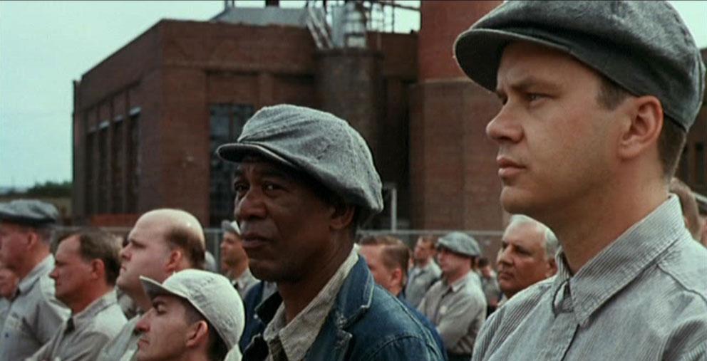 Esaretin Bedeli – Shawshank Redemption