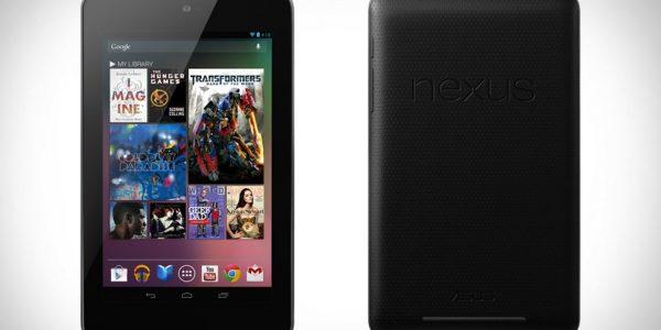 Google Nexus 7 fra ASUS