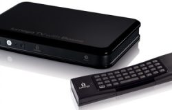 Iomega TV with Boxee