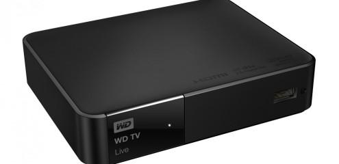 Western Digital TV Live