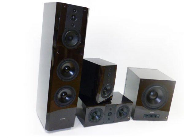 Sony ES Surroundsound