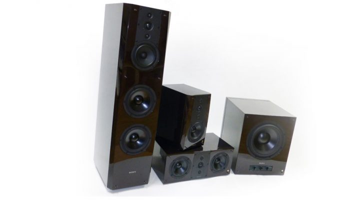 Sony ES Surroundsound