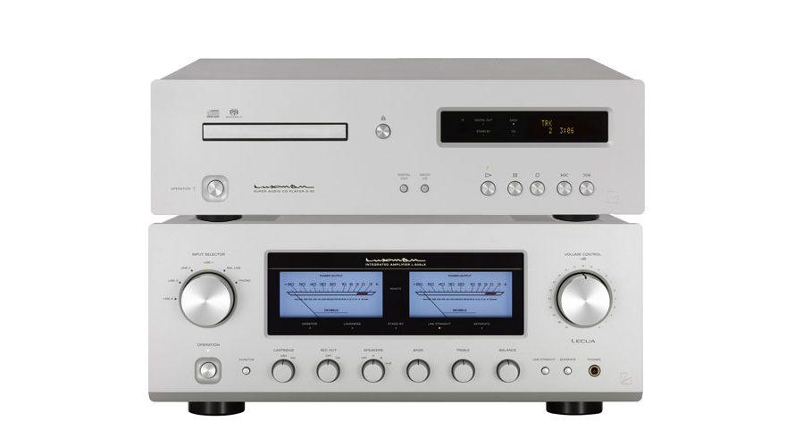Luxman 505UX & D-05