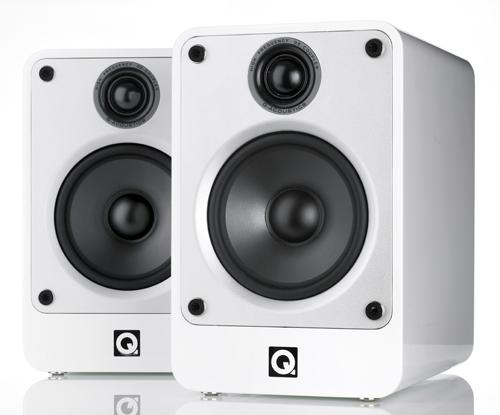 små højtalere stor lyd