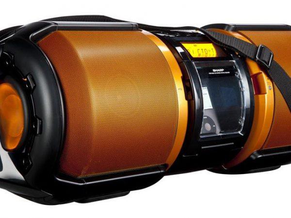 Sharp Boombox GX-M10