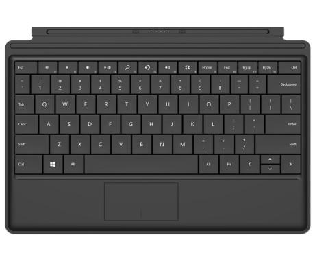 Dette Type Cover er nærmest uundværligt, hvis man skal have fuldt udbytte af Surface Pro. Men det koster lige 1.049 kroner oven i hatten…