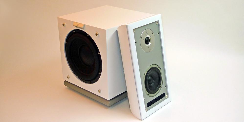 Audiovector On-Wall + Ki-Sub