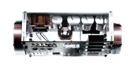Komponenterne i delefilteret er af højeste klasse og omhyggeligt udvalgt for deres lydmæssige kvaliteter.