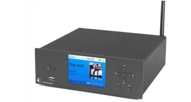 5 netværksforstærkere med streaming