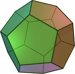 245px-Dodecahedron