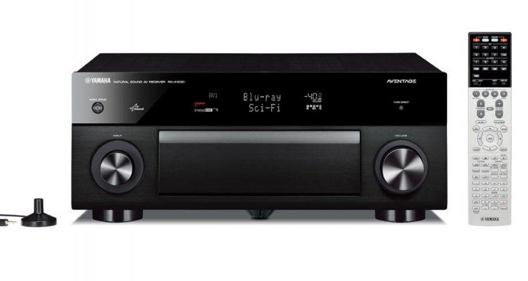 5 surround-receivere til hjemmebiografen