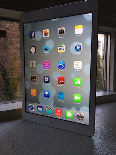 iPad-air-stående