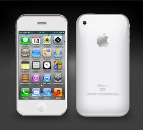 iPhone 5C både ligner og føles som den klassiske iPhone 3GS fra 2009.