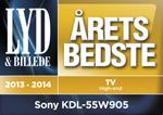 Sony KDL-55W905