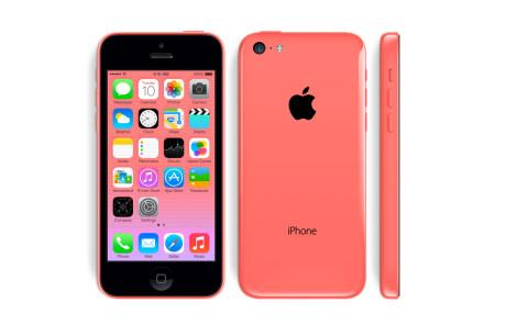 Jep! Den er hot pink! Tak, Apple...