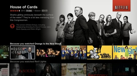 New Netflix TV Experience_US