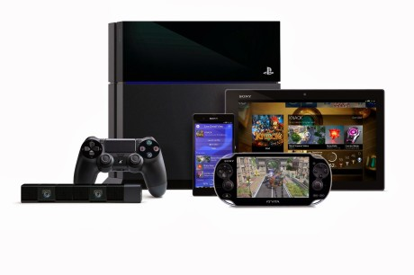 PS4 devices