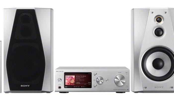 Sony HAP-S1 & SS-HA1