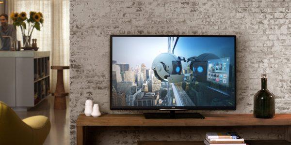 """syv 50"""" tv'er i budgetklassen"""