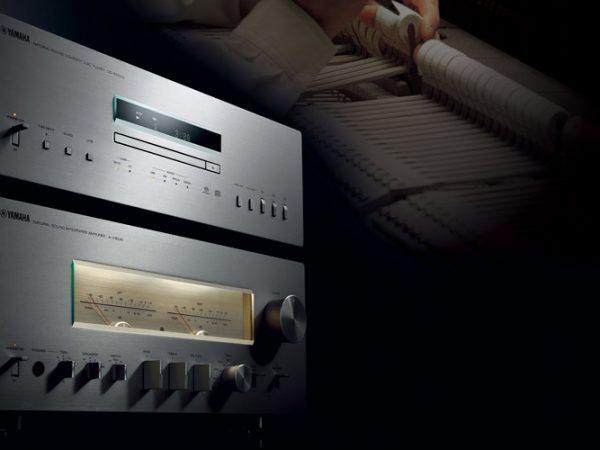 Yamaha CD-S3000 og A-S3000