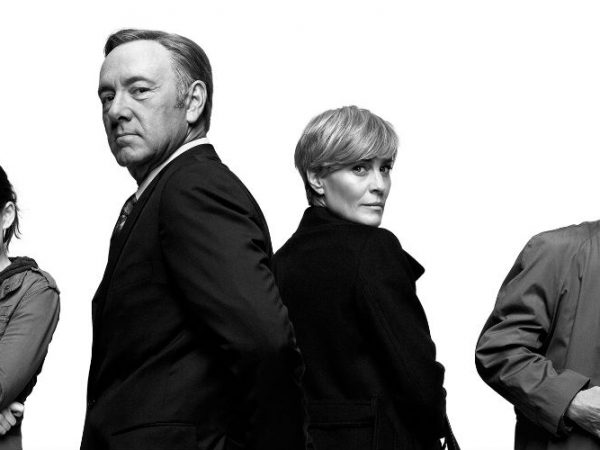 House of Cards sæson 3 er en realitet