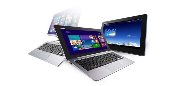 ASUS Transformer Book Trio TX201L