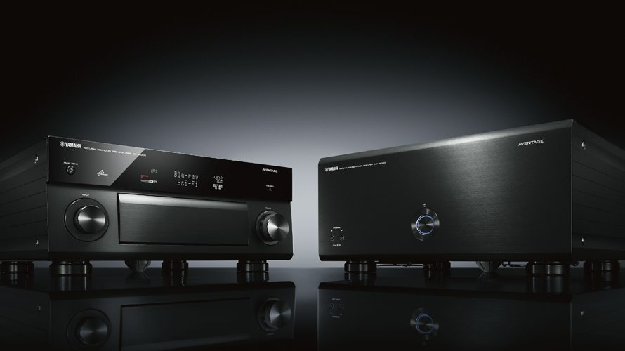 Yamaha CX-A5000 & Yamaha MX-A5000