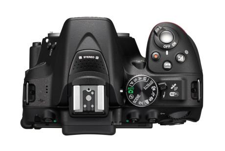 Enkel og overskuelig kamerabetjening.