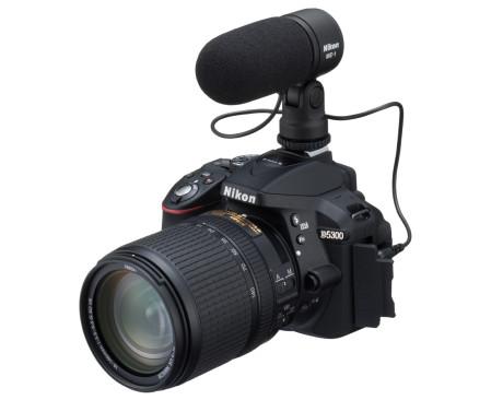 Med en separat mikrofon kan man optage HD-video med langt bedre lyd end fra kameraets indbyggede mikrofoner.