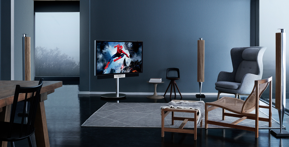 bang olufsen beovision avant 55 lyd billede. Black Bedroom Furniture Sets. Home Design Ideas
