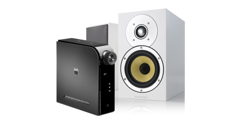 NAD D3020 + Bowers & Wilkins 686 S2
