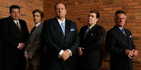 The Sopranos – den komplette serie