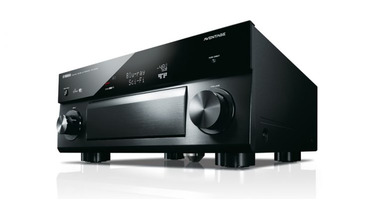 5 surround-receivere med Dolby Atmos