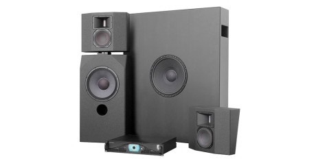 Alcons Audio CRMS Compact