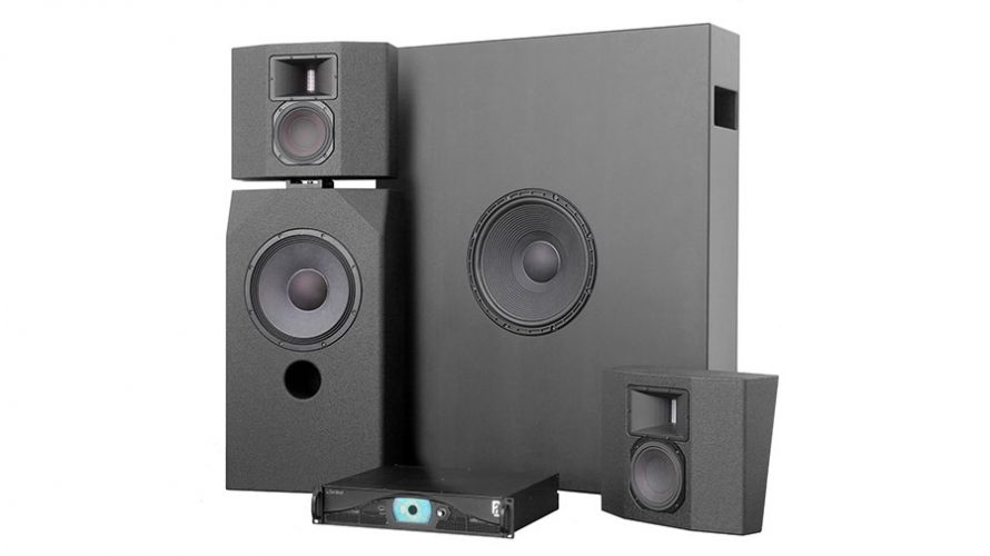 Alcons Audio CRMS Compact