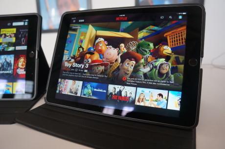Den nye brugerflade, som i øjeblikket bliver testet af cirka 100.000 brugere, giver mere plads til især den fremhævede film eller serie.